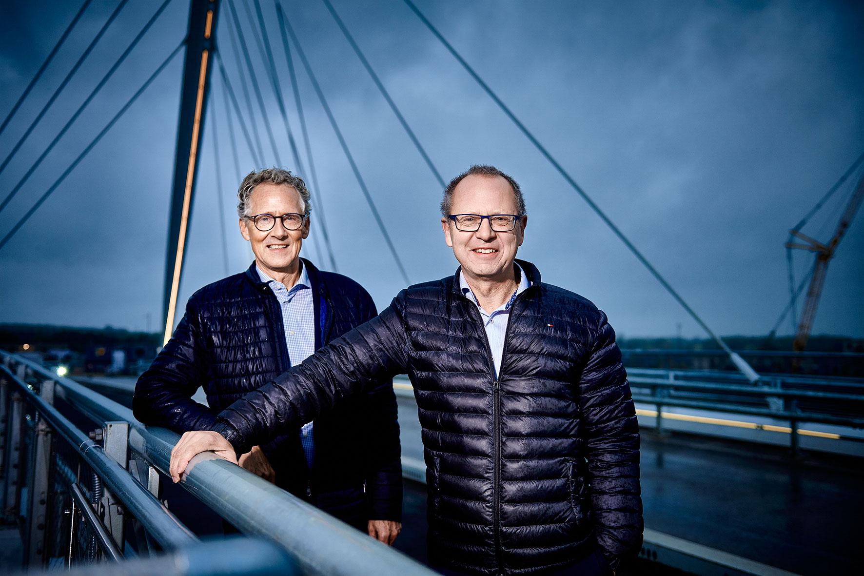 Ole Møller Naerheden Hans-Bo Hyldig FB Gruppen på Bro